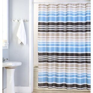 Roselee Single Shower Curtain by Highland Dunes Best