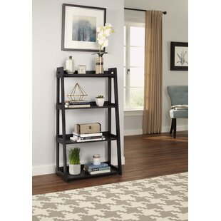 Wide Ladder Bookcase by ClosetMaid