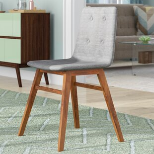 Adam Upholstered Dining Chair (Set of 2) by Langley Street