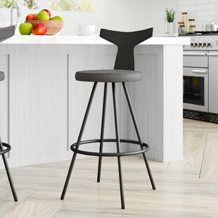 Find the perfect Azura 27 Swivel Bar Stool by Brayden Studio Reviews (2019) & Buyer's Guide