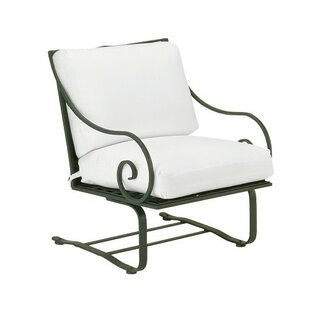 Woodard Sheffield Spring Patio Chair with..