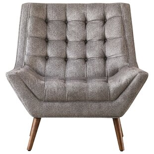 George Oliver Garibay Tufted Lounge Chair