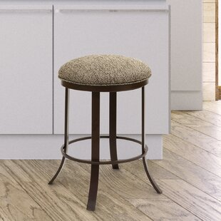 Cypert 26 Swivel Bar Stool Wrought Studio