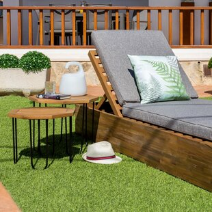 Solis Wooden Side Table By Sol 72 Outdoor