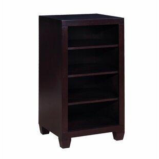 Holguin Wooden Standard Bookcase by Winston Porter