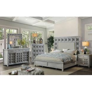Top Reviews Cali Panel Configurable Bedroom Set ByRosdorf Park