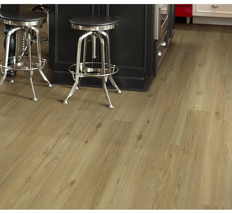 Shaw Floors Baja 6 X 48 X 55mm Luxury Vinyl Plank Reviews Wayfair