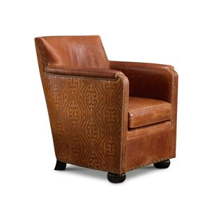 Lodge Armchair by Leathercraft