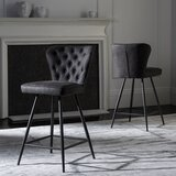 Johannes Swivel Stool (Set of 2) by Trent Austin Design®