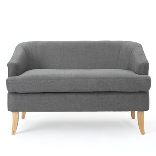 Apollo Fabric Loveseat