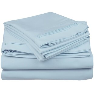 Cullen 650 Thread Count Egyptian-Quality Cotton Sheet Set