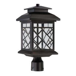 Sidwell 1-Light LED Lantern Head by World Menagerie