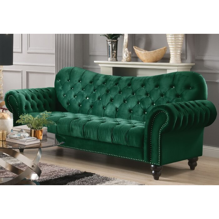 Rogers Chesterfield Sofa