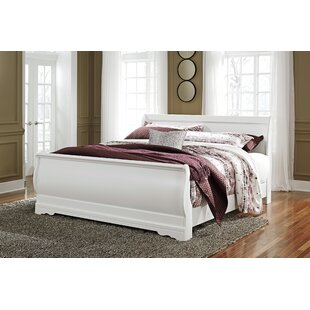Aeroome Sleigh Bed by Grovelane Teen