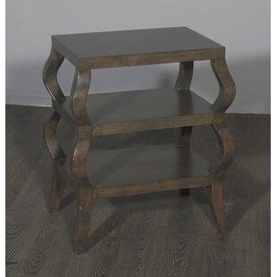 Brayden Studio Tricia Tier End Table
