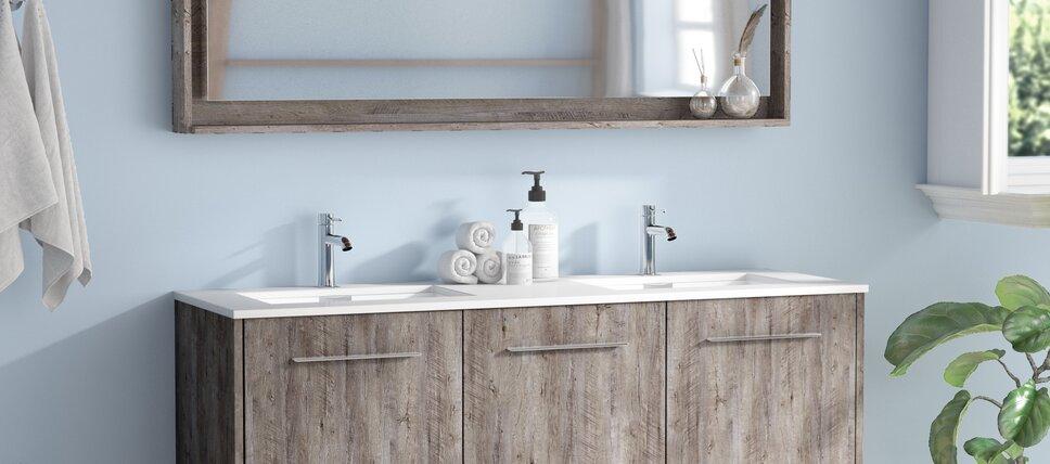 Budget-Friendly Bathroom Vanities