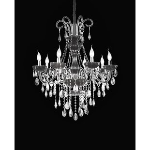 CWI Lighting Casper 8-Light Chandelier