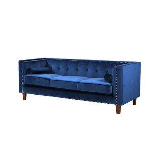 Compare prices Sela Chesterfield Sofa by Mercer41 Reviews (2019) & Buyer's Guide