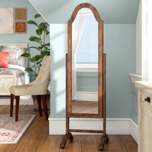 Top Reviews Sergio Bell Shaped Cheval Mirror By Mistana