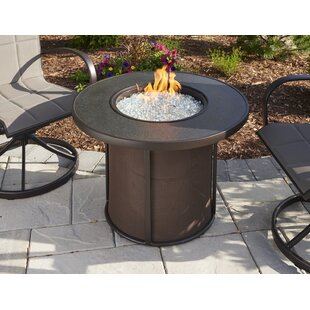 Stonefire Gas Fire Pit Table by The Outdoor GreatRoom Company