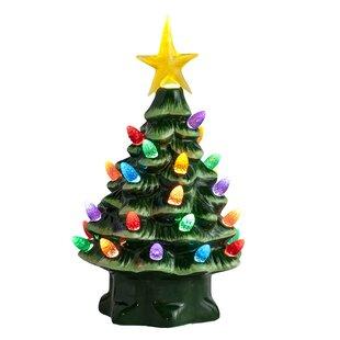 b0d51c97f2e Ceramic Xmas Tree With Lights
