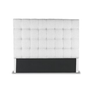 Darby Home Co Esters Box Tufting Upholstered Headboard