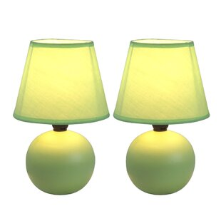 Green Table Lamps You Ll Love Wayfair