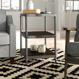Melinda Brown End Table by Trent Austin Design
