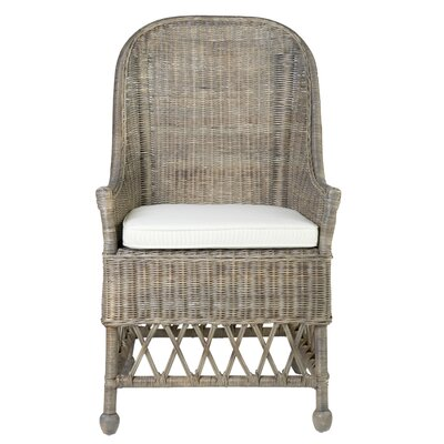 Coastal Rattan Amp Wicker Accent Chairs You Ll Love In 2019