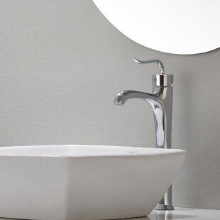 Deals Coda Single Hole Bathroom Faucet ByKraus