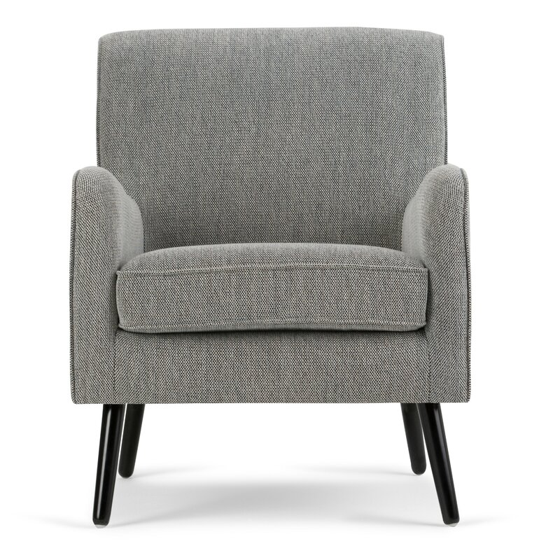 Delicieux Dysart Mid Century Armchair