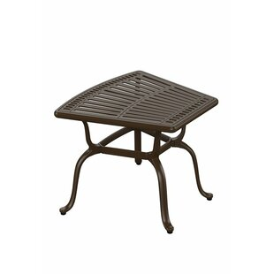 Spectrum Cast Aluminum Side Table