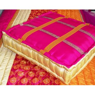 Larbi 100% Cotton Floor Pillow