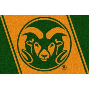 Collegiate Colorado State University Doormat By My Team by Milliken
