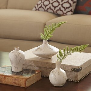Hettie 3 Piece Vase Set