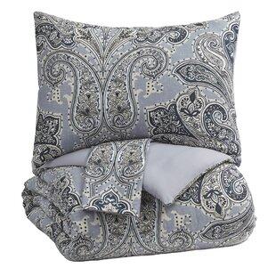 Charlton Home Junkins Cotton Comforter Set