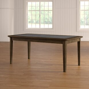 Crisp Dining Table Three Posts