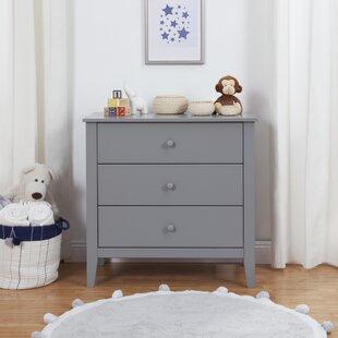 Morgan 3 Drawer Dresser by Carters by DaVinci