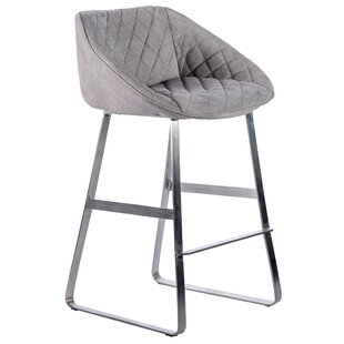 Fianna Counter 27'' Bar Stool Orren Ellis