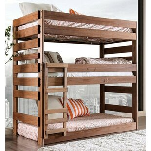 Price comparison Cataleya Twin Bunk Bed by Harriet Bee Reviews (2019) & Buyer's Guide