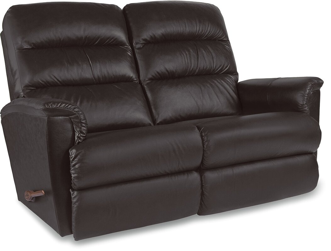 Tripoli Leather Reclining Loveseat  sc 1 st  Wayfair & La-Z-Boy Tripoli Leather Reclining Loveseat u0026 Reviews | Wayfair islam-shia.org