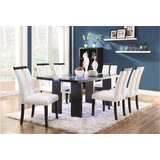 Dudek 7 Piece Dining Set by Orren Ellis