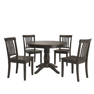 Alverson 5 Piece Dining Set by August Grove Design