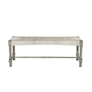 Palma Wood Bench by Bernhardt