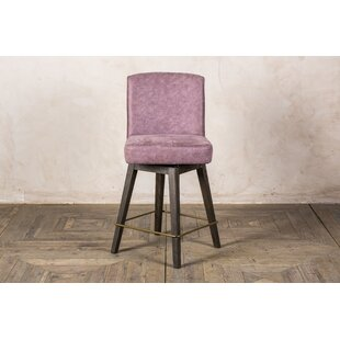Bullen 66cm Swivel Bar Stool By Rosalind Wheeler