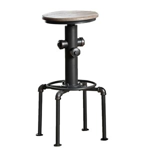 Skelmersdale Natural 30 Bar Stool (Set of 2) by Williston Forge