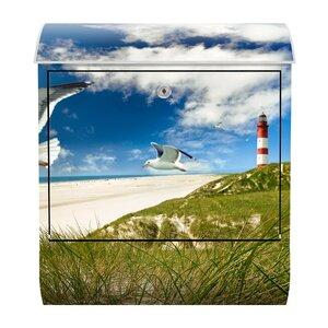 Briefkasten Dune Breeze mit Zeitungsfach