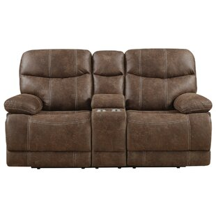Sellars Motion Reclining Loveseat by Red Barrel Studio Best Choices