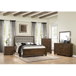 Garold Panel Configurable Bedroom Set