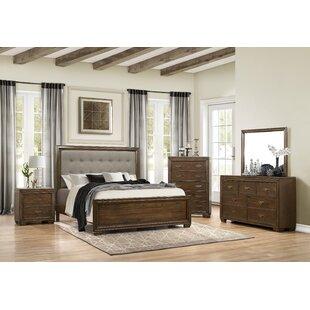Shop Garold Panel Configurable Bedroom Set ByCanora Grey